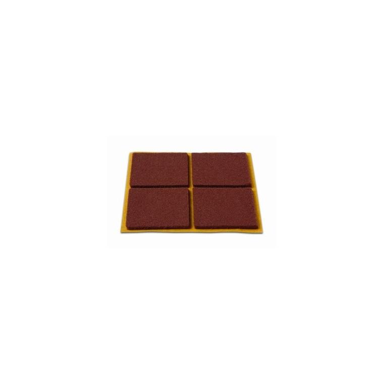 Τσοχάκια επίπλων τετράγωνα20χ23mm - 4007037074