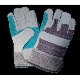 Γάντια δερματοπάνινα ΕΝ-Π-8602-031